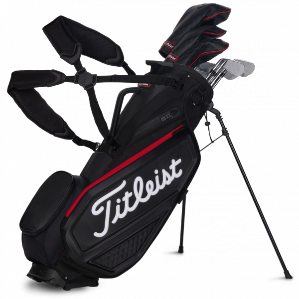 Jet Black Premium Stand Bag