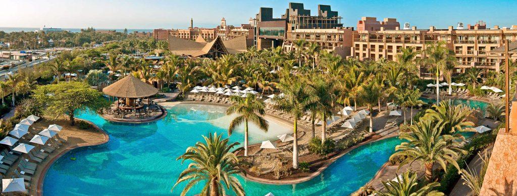 Meloneras hotell Cervin Golf