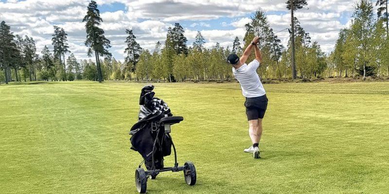 Vagnbag Cervin golf